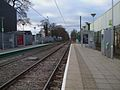 Beddington Lane tramstop look west.JPG