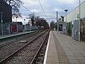 Beddington Lane tramstop look west.JPG