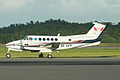 Beech B200 SE-LVV Scandanavian Air Ambulance (7416823204).jpg