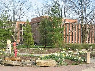 Ohio Wesleyan University Library - Beeghly Library at Ohio Wesleyan University
