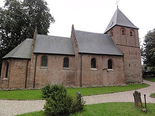 Beek, Berg en Dal Village in Gelderland, Netherlands