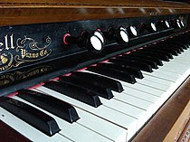 Bell's antique pump organ (late 19th C) manual.jpg