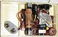 Bell 666 2-transistor radio circuit board.jpg