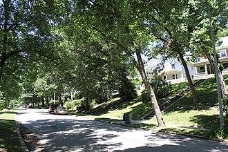 Bemis Park Landmark Heritage District - Image: Bemis Park, Omaha