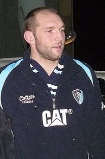 Ben Kay English rugby union player