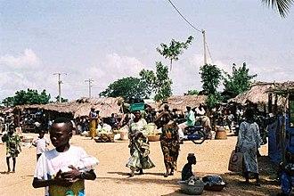 Grand-Popo - Image: Benin 4