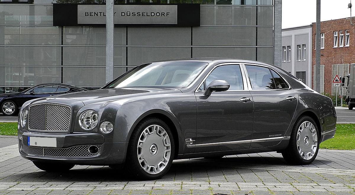 Bentley Mulsanne 2009 Wikipedia