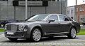 Bentley Mulsanne – Frontansicht (4), 10. August 2011, Düsseldorf.jpg