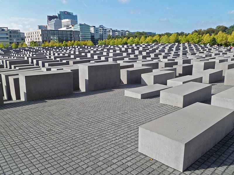 Berlin.Memorial to the Murdered Jews of Europe 003.JPG