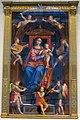 Bernardino luini (bottega), madonna in trono col bambino e santi, 1550 ca..JPG