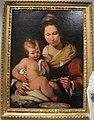 Bernardo strozzi, madonna della pappa, olio su tela, 93x60 cm, coll privata.JPG