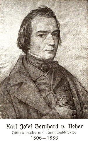 Bernhard von Neher