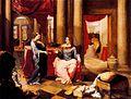 Bertholet Flemal-la virgen y santa ana-prado.jpg