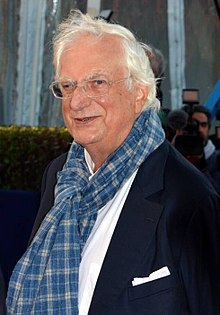 Photo of Bertrand Tavernier in 2017