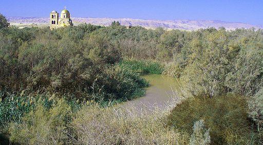 Bethabara, Jordan, in 2009