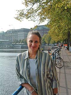 Bettina Röhl German journalist