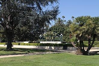 Beverly Gardens Park - Image: Beverly Gardens Park, LA, CA, jjron 21.03.2012
