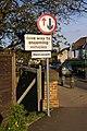 Beware of blind drivers^ - geograph.org.uk - 767855.jpg
