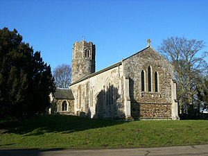 Bexwell - Bexwell St Mary.