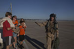 Bianca flies Osprey for the last time as MAG-16 CO 150713-M-LI810-084.jpg
