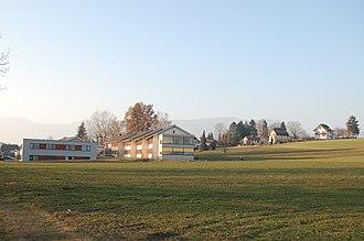 Biberist - Homes on the edge of Biberist
