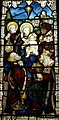 Biblical Magi stained glass window, ca. 1896, Church of the Good Shepherd (Rosemont, Pennsylvania).jpg