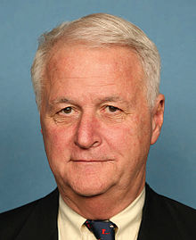 Bill Delahunt, official portrait, 111th Congress.jpg