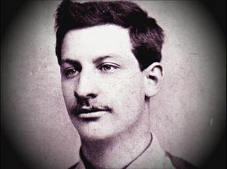 Football League 100 Legends - Billy Bassett played for West Bromwich Albion in The Football League's first season.