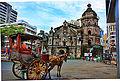 Binondo Church, also known as Minor Basilica of St. Lorenzo Ruiz was erected in 1596.jpg