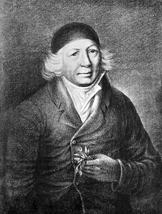 Birger Martin Hall - Portrait of Birger Martin Hall