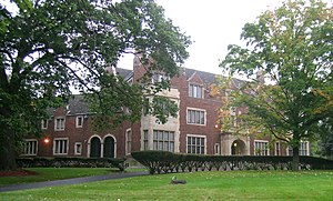 Palmer Woods - Image: Bishop Gallagher residence, Palmer Woods, Detroit