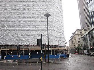 100 Bishopsgate - Image: Bishopsgate Camomile 2011a