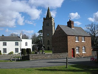 Bitteswell - Image: Bitteswell Village geograph.org.uk 713581