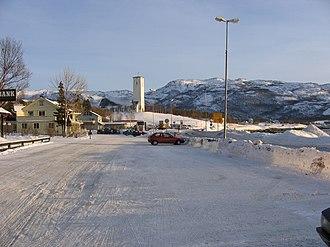 Bjerkvik - Image: Bjerkvik