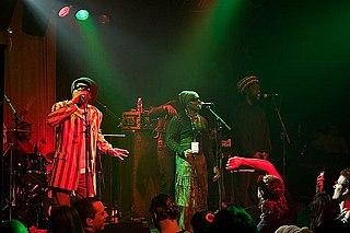 Black Uhuru band