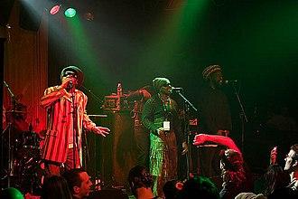 Black Uhuru - Black Uhuru featuring Michael Rose, 2007