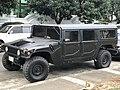 Black Humvee in Corinthian Gardens.jpg