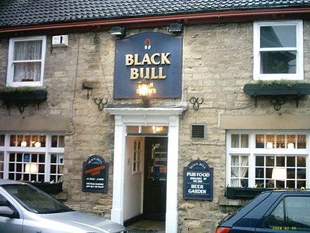 Black Bull in 2003, before refurbishment Blackbullwetherby2003.jpg