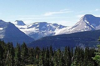 Blackfoot Glacier glacier in the United States