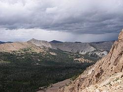 Blackmon Peak White Cloud Mountains Idaho.JPG