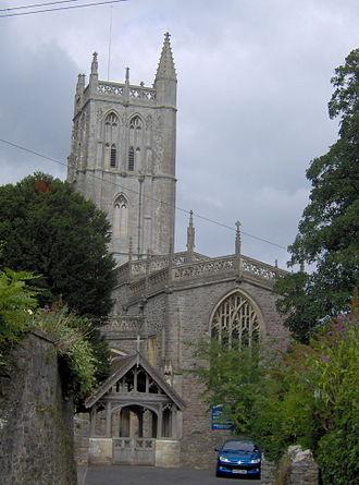Blagdon - St Andrews Church