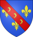 Blason duche fr Bourbon (Beaujolais).png