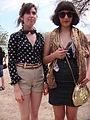 Bludgeoning Irony - Hipster Girls - SXSW 2009.jpg