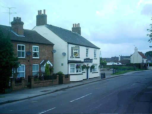 Creative Commons image of The Durham Ox in Nottingham
