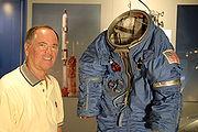 Bob Crippen MOL Spacesuit