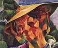 Boccioni - Ritratto della Signora Busoni - II, 1916.jpg