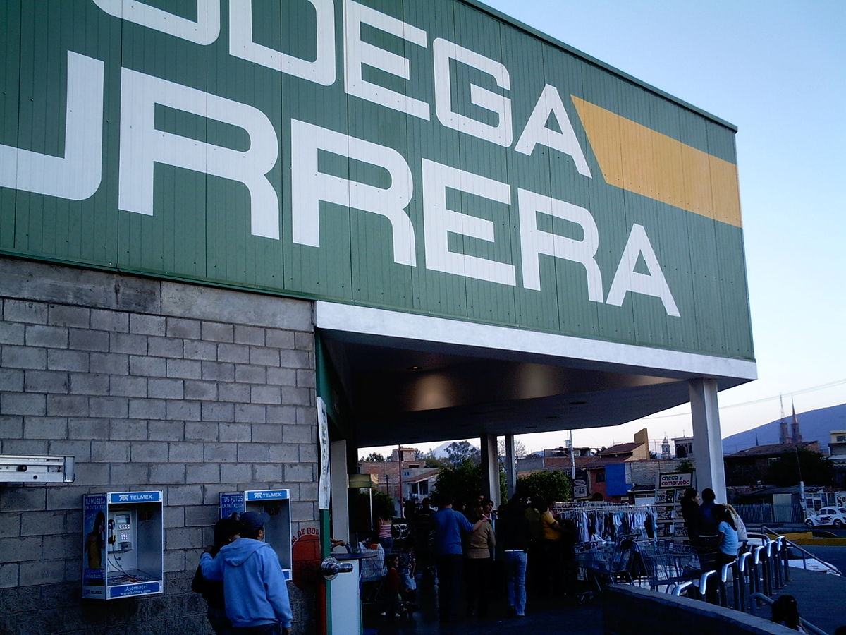Bodega Aurrerá - Wikipedia, la enciclopedia libre