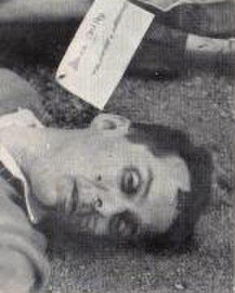 Paul Carlson - The body of Paul Carlson