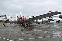 "Boeing B-29 Superfortress ""Miss America '62"" (29737950134).jpg"