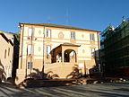 Włochy - Liguria, Albenga, Widok na przystań -